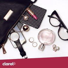 Há objetos que não dispensamos no nosso dia a dia.  Quais os essenciais que não podem faltar na sua mala?