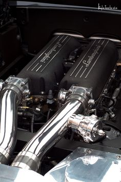 Gallardo engine