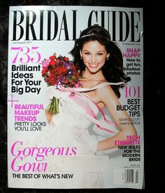 Bridal Guide Magazine JULY/AUGUST 2014 Issue