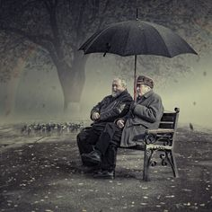 The storyteller - photographer: Caras Ionut - Digital Art