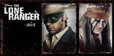 Johnny Depp Fans: Live Stream Q and Lone Ranger Trailer