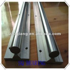 linear bearing slide TBR25 $1~$80 Could be what I need for a reliable and robust cnc router.