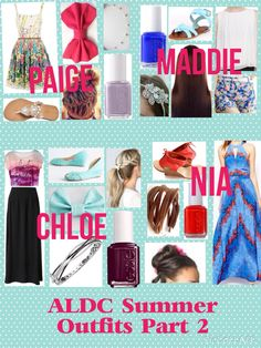 Girls summer outfits!!! Comment your fav!
