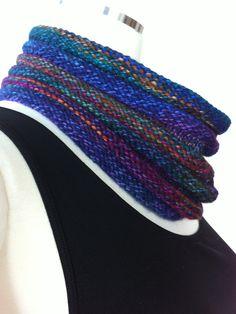 knit, Swirl! | KNIT, SWIRL! Uniquely Flattering One Piece, One Seam Swirl Jackets