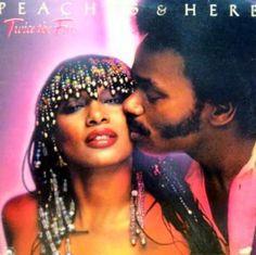 Peaches & Herb - Twice The Fire USA 1979 Lp vg++(exc)