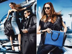 2014 Michael Kors Winter Ad Campaign