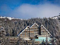 Montana, Skiing, Cabin, House Styles, Alps, Sunshine, Travel, Mont Blanc, Ski