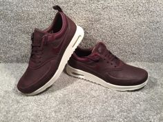 Womans Nike Air Max Thea Leather Kylie Jenner Mahogany Burnt Red New Uk 4 In Box for GBP299.99 #Clothes #Shoes #Accessories #Mahogany Like the Womans Nike Air Max Thea Leather Kylie Jenner Mahogany Burnt Red New Uk 4 In Box? Get it at GBP299.99!