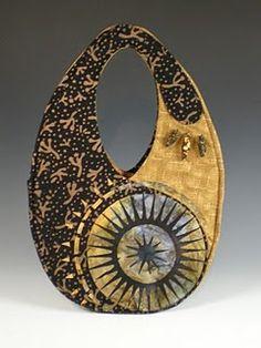 Artful handbag