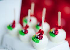 lady-bug-birthday-party-Ladybug on pops