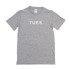 Tuesday Week Days T Shirt