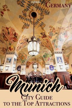 Munich, Germany - City Guide to the Top Attractions- Tanks that Get Around is an online store offering a selection of funny travel clothes for world explorers. Check out www.tanksthatgetaround.com for funny travel tank tops and more travel destination guides!  #TravelDestinations