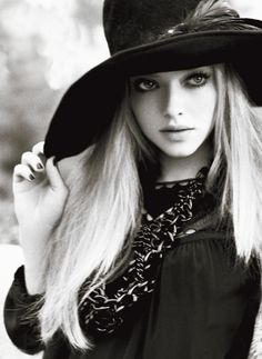 Amanda Seyfried. Now here is a lady that knows exactly what she wants and is not afraid to say it. She's got like 3 or 4 new movies coming up including her portrayal of Linda Lovelace.