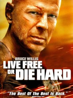 Rent Live Free or Die Hard starring Bruce Willis and Justin Long on DVD and Blu-ray. Get unlimited DVD Movies & TV Shows delivered to your door with no late fees, ever. Hard Movie, See Movie, Movie Tv, Movie Sequels, Movie List, Best Action Movies, Great Movies, Awesome Movies, Bruce Willis