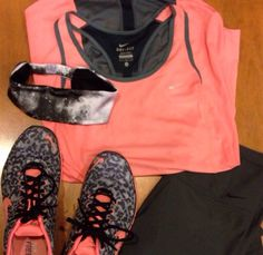 Cute workout fit