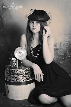 Another vintage themed photography <3
