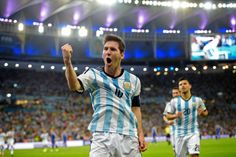 FIFA World Cup 2014: Argentina vs Bosnia Hercegovina 11th Match in Pictures