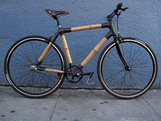 How to Build a Bamboo Bike - Popular Mechanics