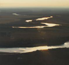 Lisa Grossman . River . Landscape Oil Paintings