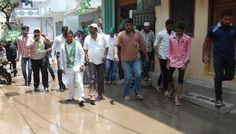 AIMIM candidate for Secunderabad: Shri James Sylvester door-to-door campaign http://www.thehansindia.com/posts/index/2014-04-26/AIMIM-candidate-for-Secunderabad-Shri-James-Sylvester-door-to-door-campaign-93187