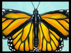 """The Monarch Queen"" 30x40in (76x102cm) Oil on Canvas (Available for Sale)(Copyright Lance Jeschke © 2012)"