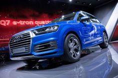 Nouvel Audi Q7 e-tron : 1400km d'autonomie