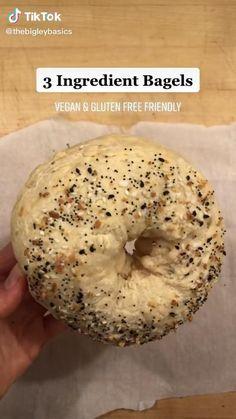 Fun Baking Recipes, Healthy Baking, Whole Food Recipes, Healthy Snacks, Snack Recipes, Cooking Recipes, Vegan Foods, Diy Food, Love Food