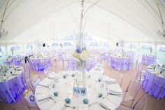 A Marquee wedding with Fews Marquees & Lili Floral Art.