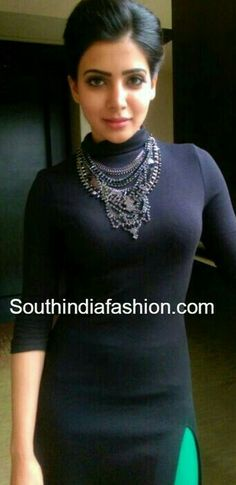 Samantha Photos, Samantha Ruth, South Indian Film, South Actress, Diy Dress, Young And Beautiful, Hottest Photos, Indian Wear, Indian Actresses