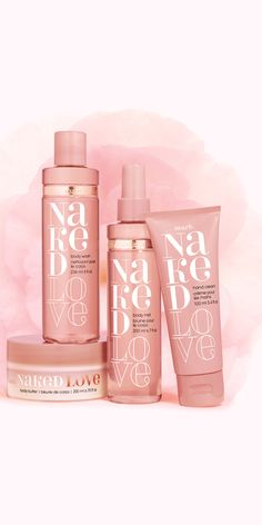 ♥ is in the air! Got my mark. Naked Love Collection for #ValentinesDay! #AvonRep