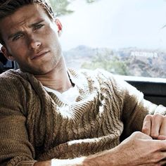 Scott Eastwood. I wasen't always the biggest fan of Clint Eastwood but his son... He's got me.