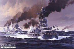 100 years since the Battle of Jutland, see our great half price Naval art sale. which includes HMS Barham leads the 5th Battle Squadon at Jutland by Anthony Saunders. The greatest naval battle of the First World War took place on the 31st of May and the 1st of June 1916, near the Danish province of Jutland. It was the first and only sea battle between the British and German fleets, and certainly proved to be the clash of the Titans that the First Lord of the Admiralty, Winston Churchill, had…