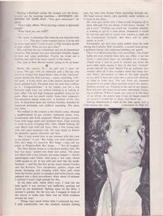 Cheetah Magazine May 1968