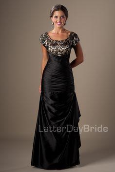 Mermaid/Fit & Flare (Prom) : Bridgette
