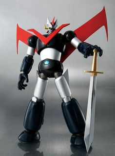 Mazinger super robot chogokin solo en www.facebook.com/AnimeTokyo