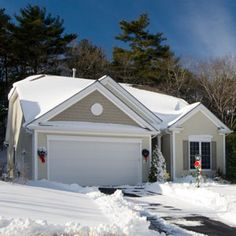 4 Ways to Winterize Your Garage