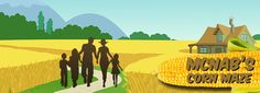 Save off a Family Pass at McNabs Corn Maze outside Nanaimo! Perfect Adventure For The Whole Family! Family Outing, Halloween Season, Vancouver Island, Family Activities, Daily Deals, Farm Animals, The Outsiders, Adventure