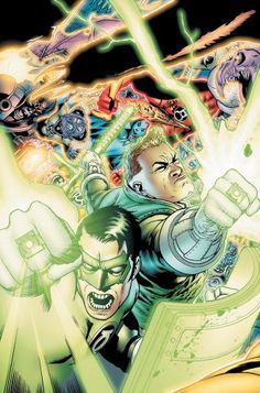 Green Lantern Corps: Emerald Eclipse, 2009 The New York Times Best Sellers Hardcover Graphic Books winner, Peter J. Tomasi and Patrick Gleason #NYTime #GoodReads #Books