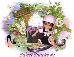 Design Wilds Cat: Сладости вкусняшки #1 Sweet Snacks #1