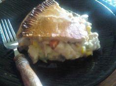 Chicken Pot Pie With 2 Crusts Recipe - Food.com: Food.com