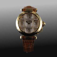 Cartier Pasha en vente sur lacparis.com #swisswatches #cartierpasha #auctioneerlacparis.com
