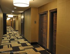 Project:THE OXFORD HOTEL Bend, Oregon DESIGN FIRM The Oxford Hotel Group. Shaw Hospitality Group Custom Tufted Carpet.