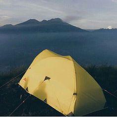 The Armadillo tent series.