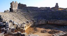 Antalya Xanthos Antik Kenti