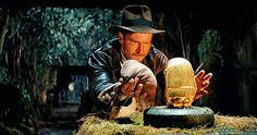 The artifacts Indiana Jones coveted so dearly aren't even close to being historically accurate.