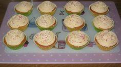 Baileys Iced Cupcakes