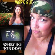 Ha You might call it obsession I call it dedication.  I'm working for my goal weight.  I will get there. I'm stronger, better and closer than yesterday. Even when you been busy all day and you still make the effort to make it happen.  Your show is on TV what do you do?  Make excuses or Make it happen?  The Tv is on the workout in the computer and you get it done. With #lesmillscombat #justdoit #beacbodycoach #workforit #noexcuses #motivation #determined #devoted