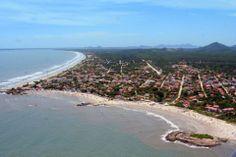 Praia de Itapoá - SC