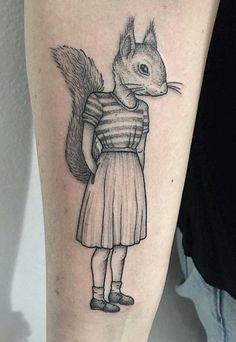 La bigotta Tattoo