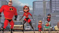 Incoming: Incredibles 2